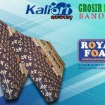 Kasur Busa Royal Foam 200x160x14 Motif LV
