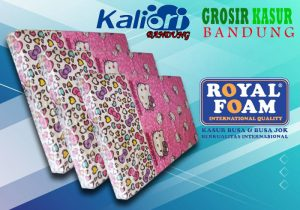 Kasur Busa Royal Foam 9020 Hello Kitty