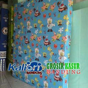 Kasur Busa Royal 200x180x20 Motif Spongebob Squarepants