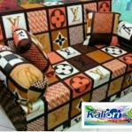 Sofa Bed Busa Super Ukuran 120