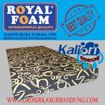 Kasur Busa Royal Foam 90x200x14 Motif Tralis