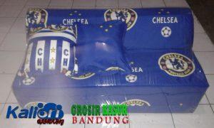 Sofa Bed Busa Biasa 120x180x10 Motif Chelsea