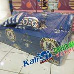 Sofa Bed Biasa 120x180x10 Motif Chelsea