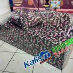 Sofa Bed Biasa 120x180x10 Motif Kucing