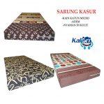 Cover / Sarung Kasur Resleting 90x200x15 (Tokopedia & Shopee)
