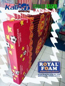 Kasur Busa Royal Foam 120x200x14 Motif MU