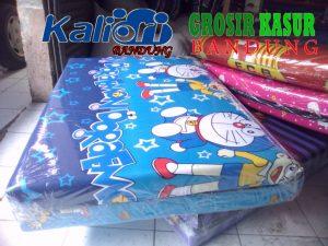 Kasur Busa Lipat Jumbo 140x180x8 Motif Doraemon