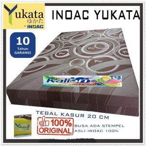 Kasur Busa Inoac Yukata 140x190x20