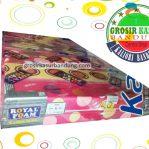 Kasur Busa Royal Pink Ukuran 200x160x20