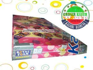 Kasur Busa Royal Pink Ukuran 200x90x15
