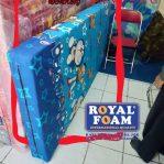 Kasur Busa Royal Foam Ukuran 200x90x14 Motif Doraemon
