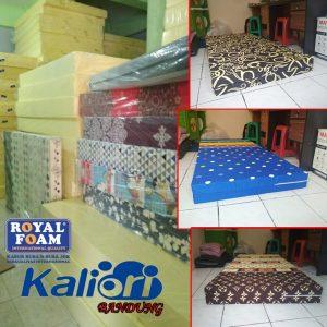 Kasur Busa Royal Foam Ukuran 200x160x14