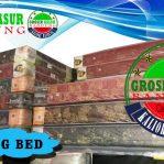 Kasur Spring Bed Central Ukuran 90x200x25 / No.4 (Bandung Kota & Cimahi ONLY)