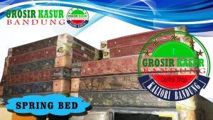 Kasur Spring Bed Central Ukuran 160x200x25 / No.2 (Kota Bandung & Cimahi ONLY)