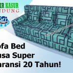 Sofa Bed Busa Super Ukuran 160x200x20 Bergaransi