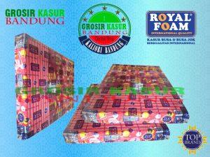 Kasur Busa Royal Pink Ukuran 180x200x15 / ukuran nomor 1