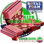 Kasur Busa Royal Pink Ukuran 90x200x15 / Ukuran Nomor 4 / Single Bed