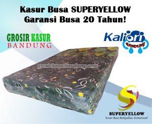 Kasur Busa Superyellow Ukuran 140x200x20 Muat untuk berdua
