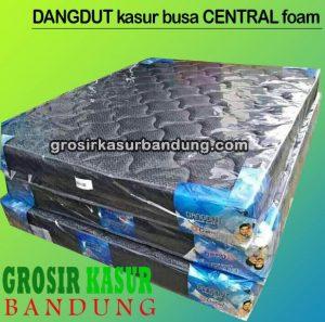 Kasur Busa Central Foam Ukuran 140x200x20 (Kapasitas 2 orang dewasa)