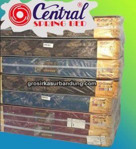 Kasur Spring Bed Central Ukuran 160x200x25 / No.2 (Untuk Pengiriman ke Bandung Kota & Cimahi Saja)