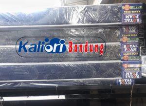 Kasur Busa Royal Foam Quilting Ukuran 90x200x18 / No.4
